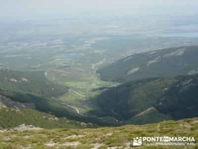 Ruta Cuerda Larga - La Hoya de San Blas; rutas cercedilla; rutas por españa